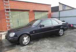 Mercedes-Benz CL-класс, 1998