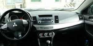 Mitsubishi Lancer, 2007