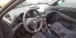Alfa Romeo 156, 2002