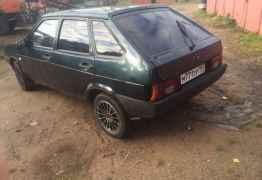 ВАЗ 2109, 1998