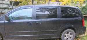 Dodge Caravan, 2008