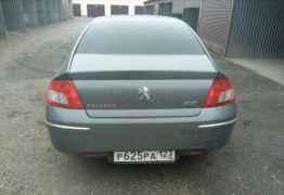 Peugeot 407, 2008