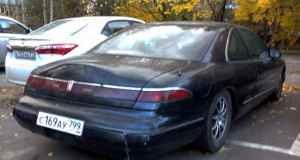 Lincoln Mark, 1993