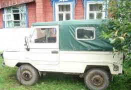 ЛуАЗ 969, 1985