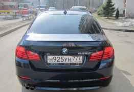 BMW 5 серия, 2011
