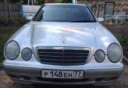 Mercedes-Benz E-класс, 2001