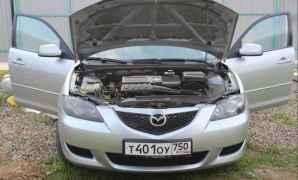 Mazda 3, 2005