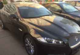 Jaguar XF, 2014