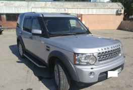 Land Rover Discovery, 2009