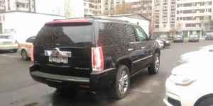 Cadillac Escalade, 2012