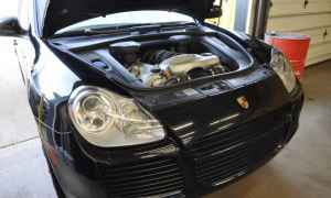Porsche Cayenne S, 2005