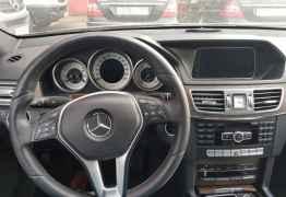 Mercedes-Benz E-класс, 2014