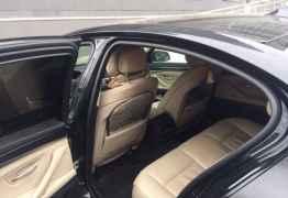 BMW 5 серия, 2012
