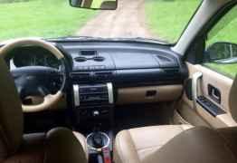 Land Rover Freelander, 2003