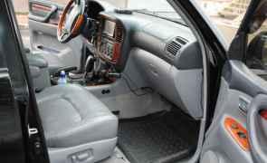 Lexus LX, 1999
