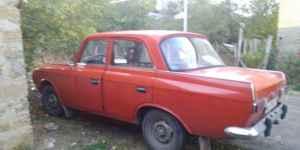 Москвич 412, 1992