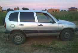 Chevrolet Niva, 2003