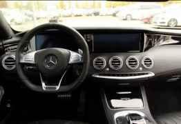 Mercedes-Benz S-класс AMG, 2015