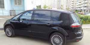 Ford S-MAX, 2008
