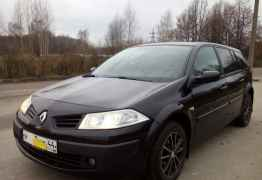 Renault Megane, 2008