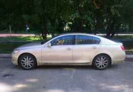 Lexus GS, 2006