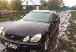 Lexus GS, 1999
