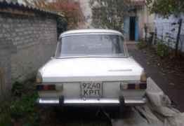 Москвич 412, 1977