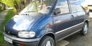 Nissan Serena, 1996