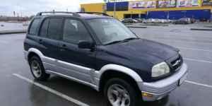 Suzuki Grand Vitara, 1999
