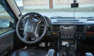 Land Rover Discovery, 2004