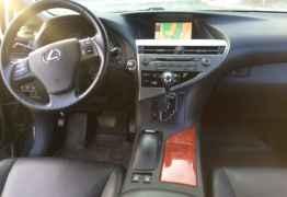 Lexus RX, 2011