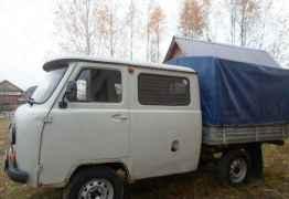 УАЗ 3909, 2006