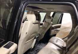 Land Rover Range Rover Sport, 2009