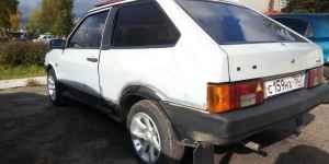 ВАЗ 2108, 1987