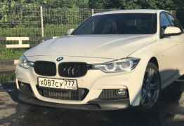 BMW 3 серия, 2017