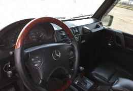 Mercedes-Benz G-класс, 2002