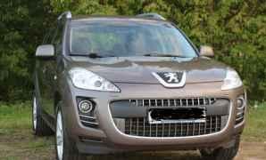 Peugeot 4007, 2011