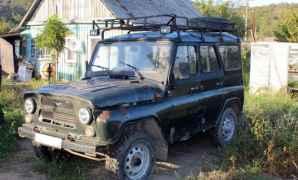 УАЗ 31519, 2012