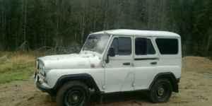 УАЗ 469, 1999
