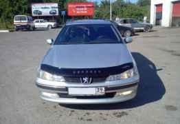 Peugeot 406, 2002