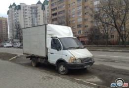 ГАЗ ГАЗель 3302, 2002 года