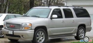 GMC Юкон, 2000 года