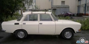 Moskvich 2140, 1982 года