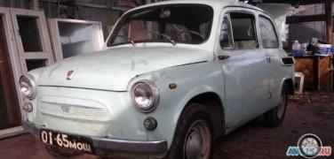 ЗАЗ 965, 1968 года