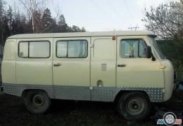 УАЗ 452 Буханка, 1991 года