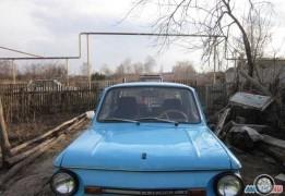 ЗАЗ 968 Запорожец, 1991 года