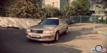 Лексус LS, 1994 года