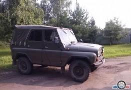 УАЗ 469, 1983 года