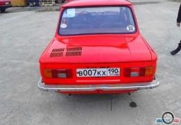 ЗАЗ 968 Запорожец, 1989 года