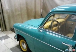 Moskvich 407, 1963 года